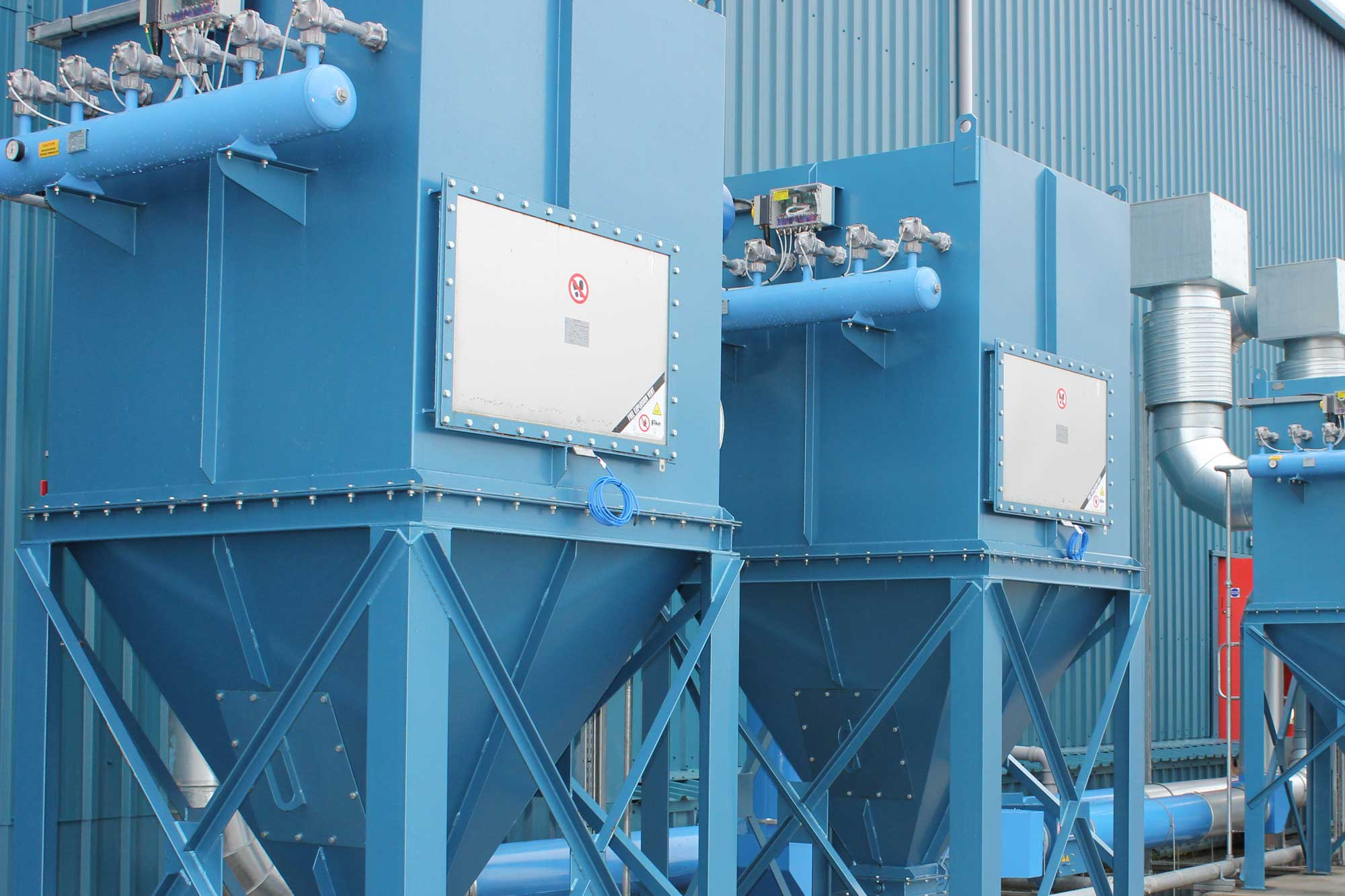 Cartirjet Dust Remover System
