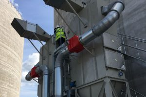 Econojet Dust Collector