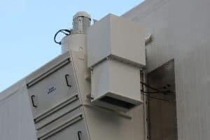 Econojet - External Industrial Dust Collector