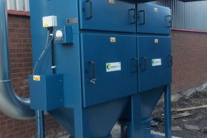 Economech Dust Extraction System
