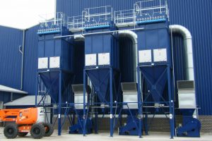 Econotube Dust Extraction System